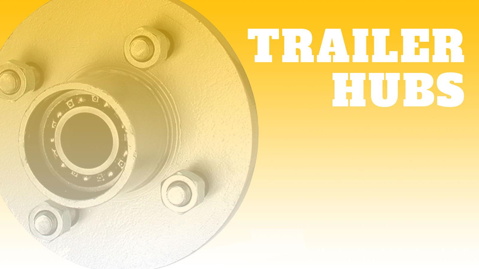 Trailer-Hubs