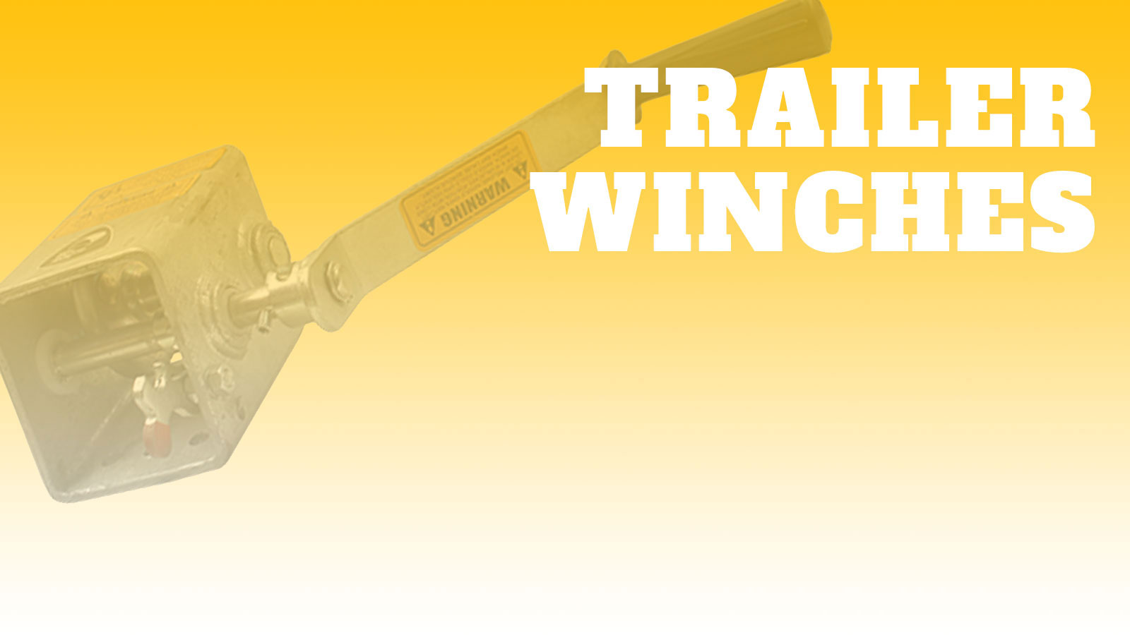Trailer-Winches