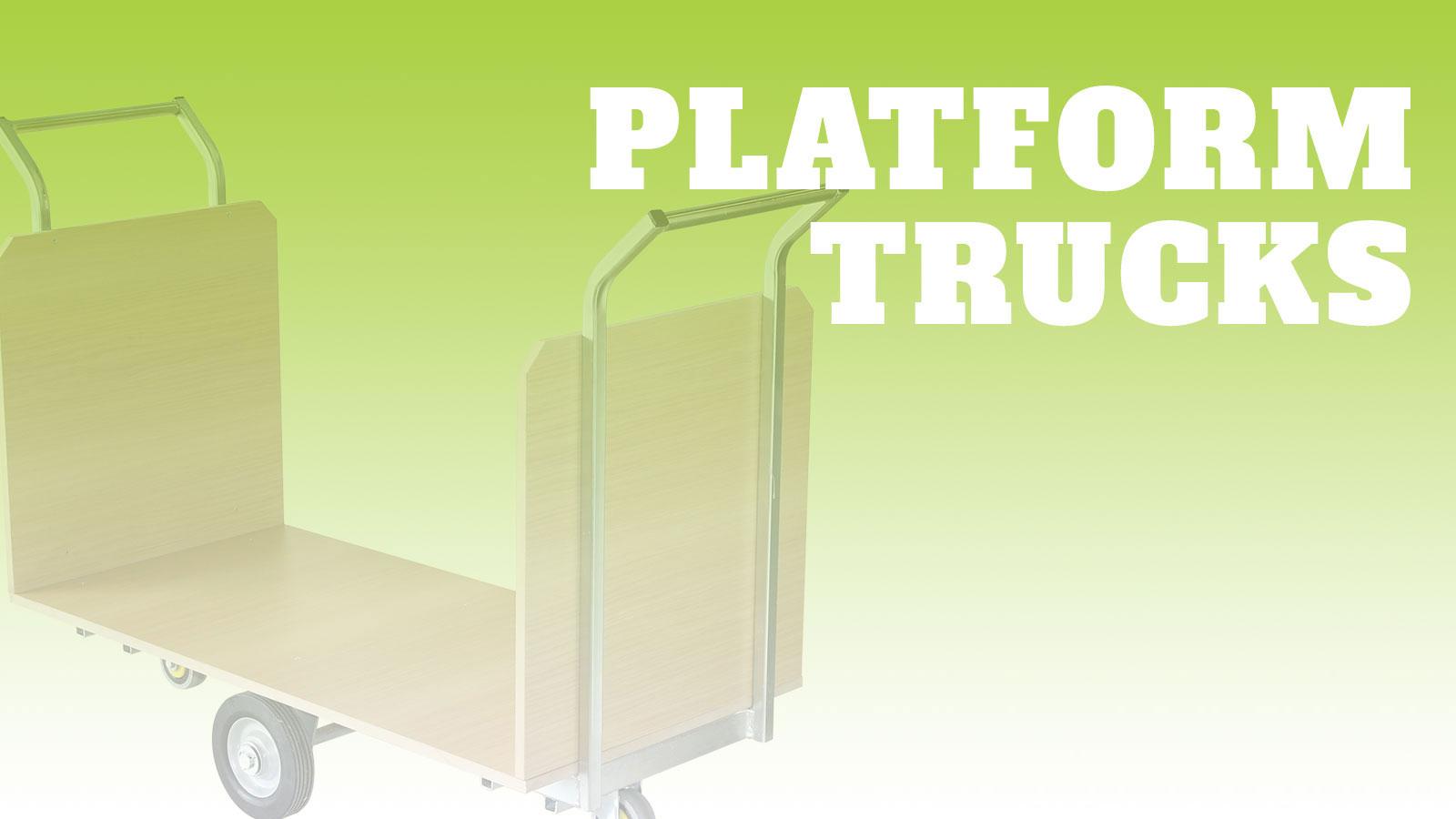 Warehouse-Platform-Trucks