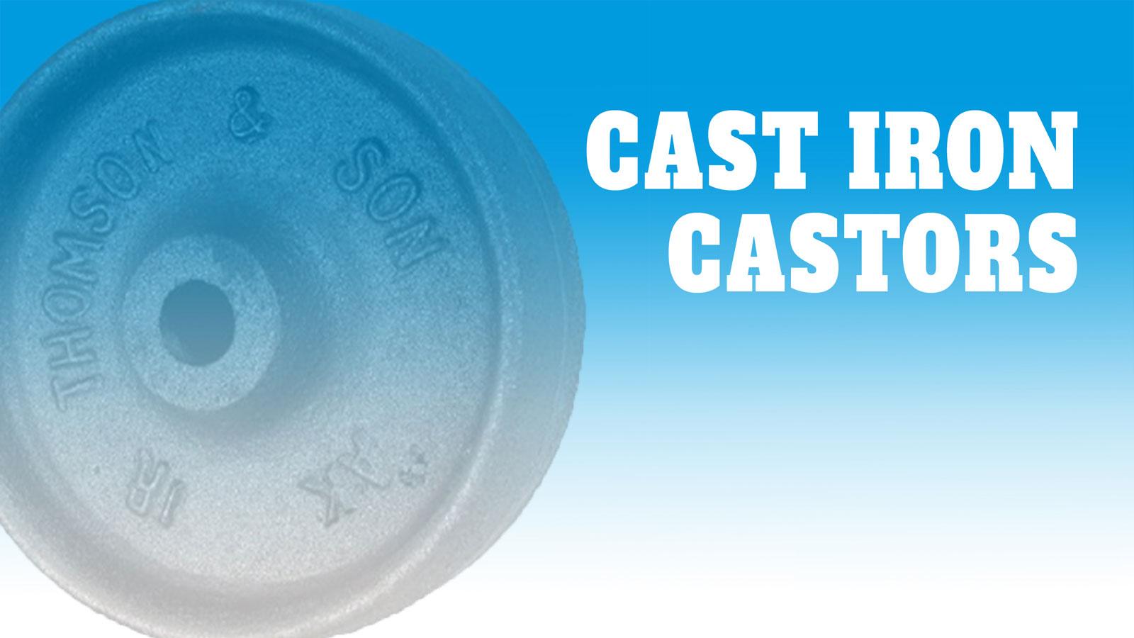 Wheels-Cast-Iron